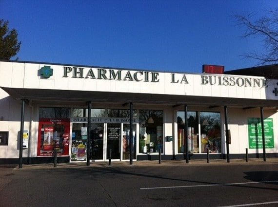 la buissonne pharmacie